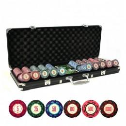 """Эксклюзивный набор для покера на 500 фишек """"Casino Royal"""""""