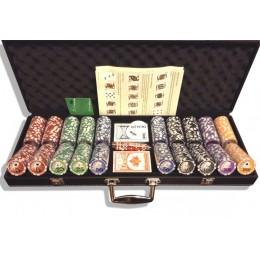 """Профессиональный набор для покера """"Flash Royal"""""""