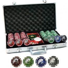 """Набор для покера на 300 фишек """"Royal Flush"""""""
