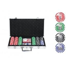"""Набор для покера 300 фишек """"Nuts"""""""