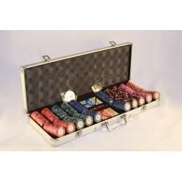 """Профессиональный набор для игры в покер """"Casino Royale 500 Premium"""""""