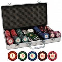 """Эксклюзивный набор для покера на 300 фишек """"Casino Royale"""""""