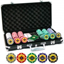 "Набор для покера на 300 фишек ""Full house"""