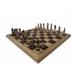 "Декоративные каменные шахматы ""Egitto"""