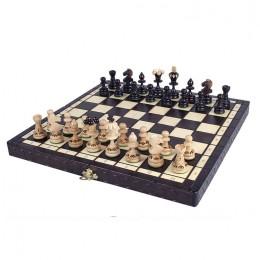 "Декоративные деревянные шахматы ""Emerald"""
