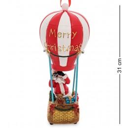 Музыкальный новогодний шар с подсветкой