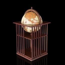 """Глобус бар Zoffoli с подставкой для книг """"Timeless"""" ZO19SA"""