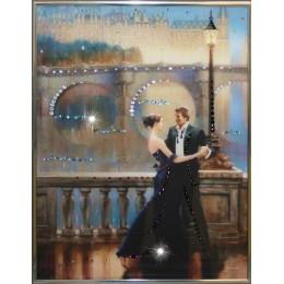 """Картина Swarovski """"Танец Любви"""""""