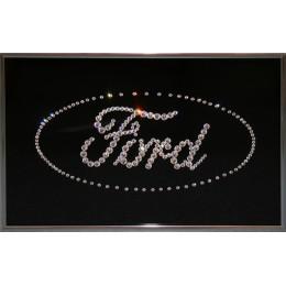 "Картина Swarovski ""Ford"""