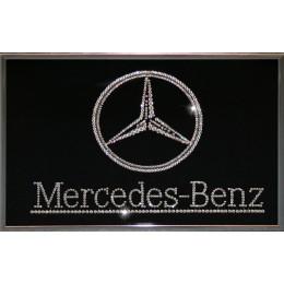 "Картина Сваровски ""Mercedes"""