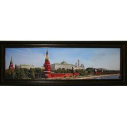 """Картина с кристалами Сваровски """"Большой Кремлевский Дворец"""""""