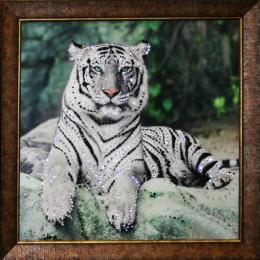 "Картина Swarovski ""Тигруля"""