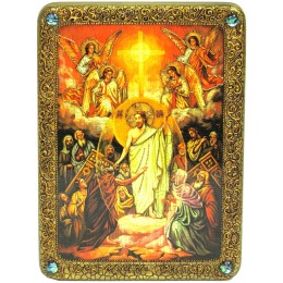 Икона подарочная Воскресение Христово