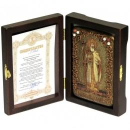 Икона настольная Святой равноапостольный князь Владимир