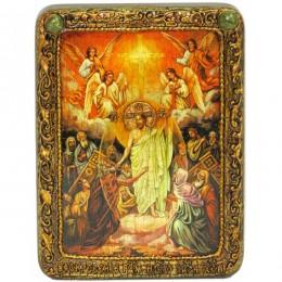 Икона Воскресение Христово подарочная