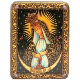 Икона подарочная Образ Пресвятой Богородицы «Остробрамская (Виленская)»