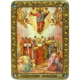 Икона подарочная Вознесение Господне
