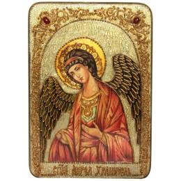 """Большая подарочная икона """"Ангел Хранитель"""""""