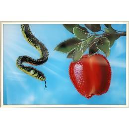 "Картина Swarovski ""Эдемское яблоко"""