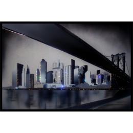 "Картина Swarovski ""Бруклинский мост"""