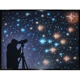"""Картина Swarovski """"Калейдоскоп звёзд"""""""