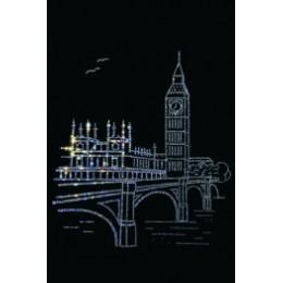 "Картина Swarovski ""Лондон"""