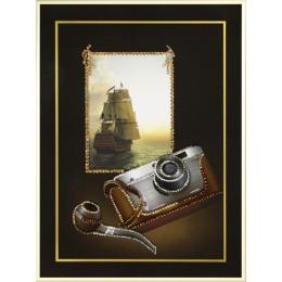 """Картина Swarovski """"Любительская фотография"""""""