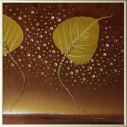 "Картина с кристалами Swarovski ""Осень 5"""