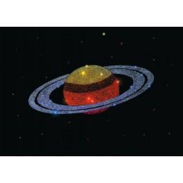 """Картина Swarovski """"Сатурн"""""""
