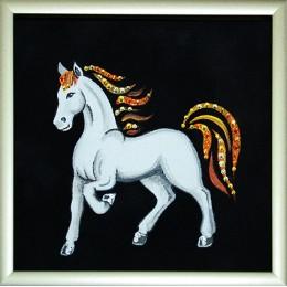 "Картина Swarovski ""Символ 2014"""