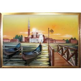 "Картина с кристалами Swarovski ""Венеция"""