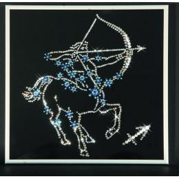 """Картина Swarovski """"Знаки зод.Звездный стрелец"""""""