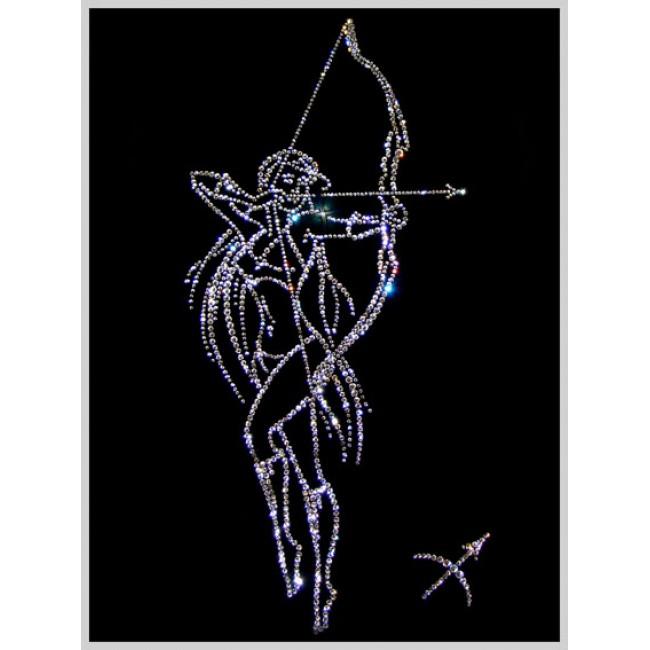 Стрелец знак зодиака картинки красивые девушки