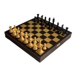 Шахматы классические большие деревянные утяжеленные 7801