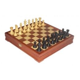 Шахматы классические малые деревянные 2301