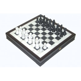 Шахматы каменные класические
