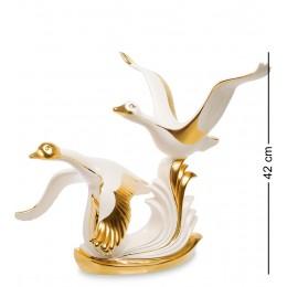 "AHURA- 97 Статуэтка ""Летящие гуси"""