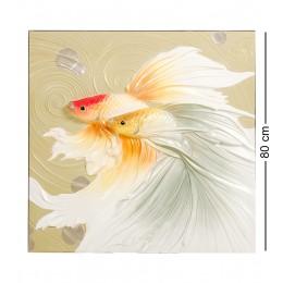 """ART-113 Панно """"Рыбки Вуалехвосты"""""""