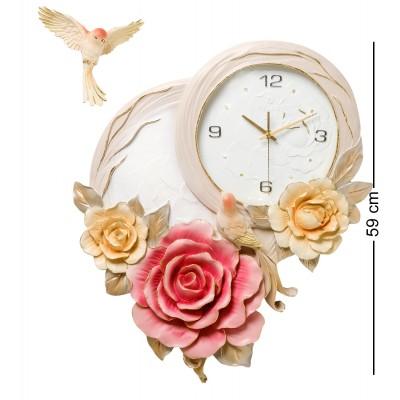 """ART-212 Часы """"Райский уголок """""""