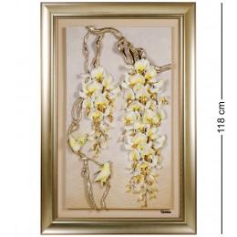 """ART-314 Панно """"Орхидеи"""""""