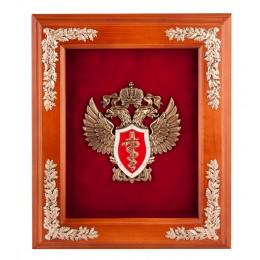 "ПК- 57 Ключница ""Эмблема ФСКН"" 29х33"