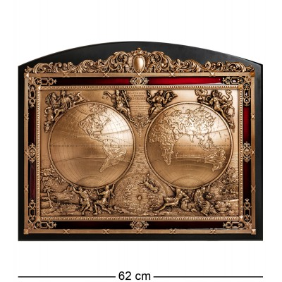 """ПК-212 Панно """"Карта мира"""""""