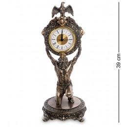 """WS-1003 Статуэтка-часы """"Атлант"""""""