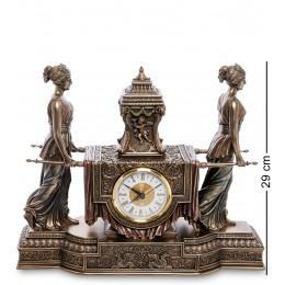 """WS-613/ 1 Часы в стиле барокко """"Уходящее время"""""""