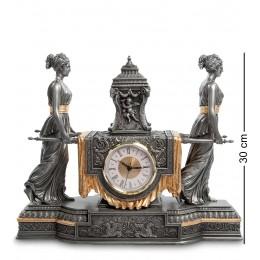 """WS-613 Часы в стиле барокко """"Уходящее время"""""""